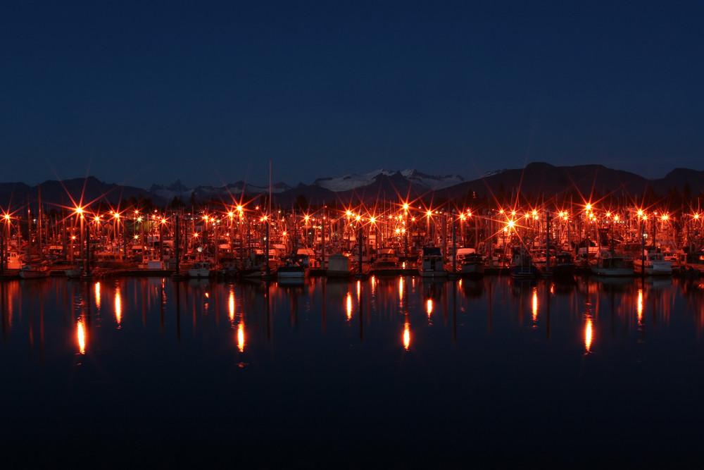 South Harbor Nightshot