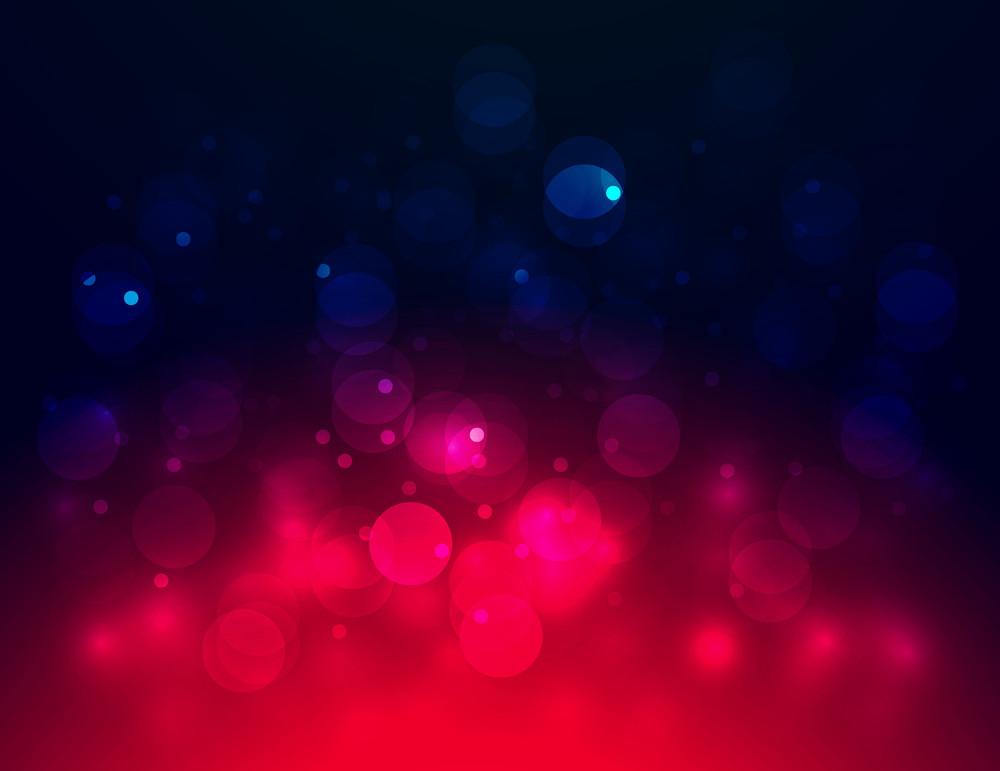 Sparkle Festive Bubbles Background