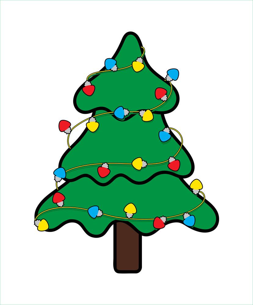 Sparkle Lights Christmas Tree