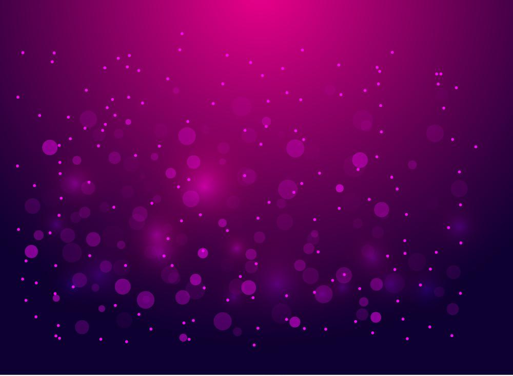 Sparkles Bokeh Background