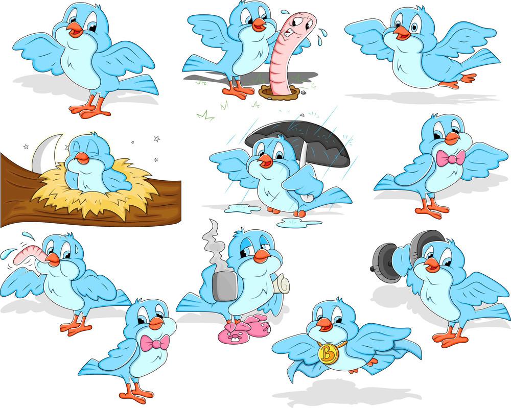 Sparrow Vectors