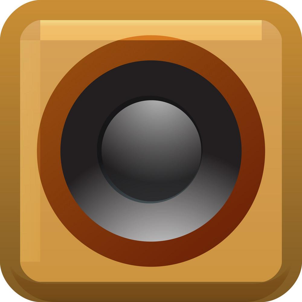 Speaker Tiny App Icon