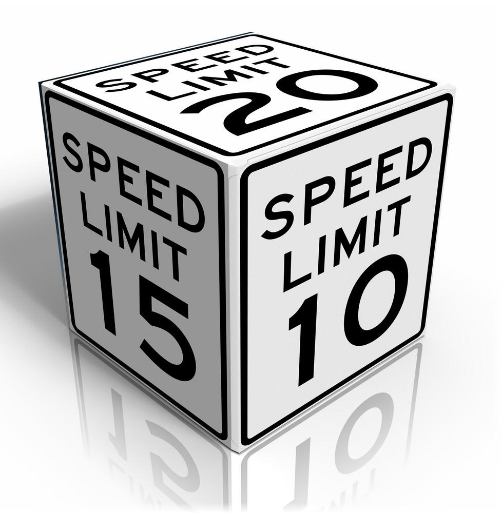 Speed Limit Cube