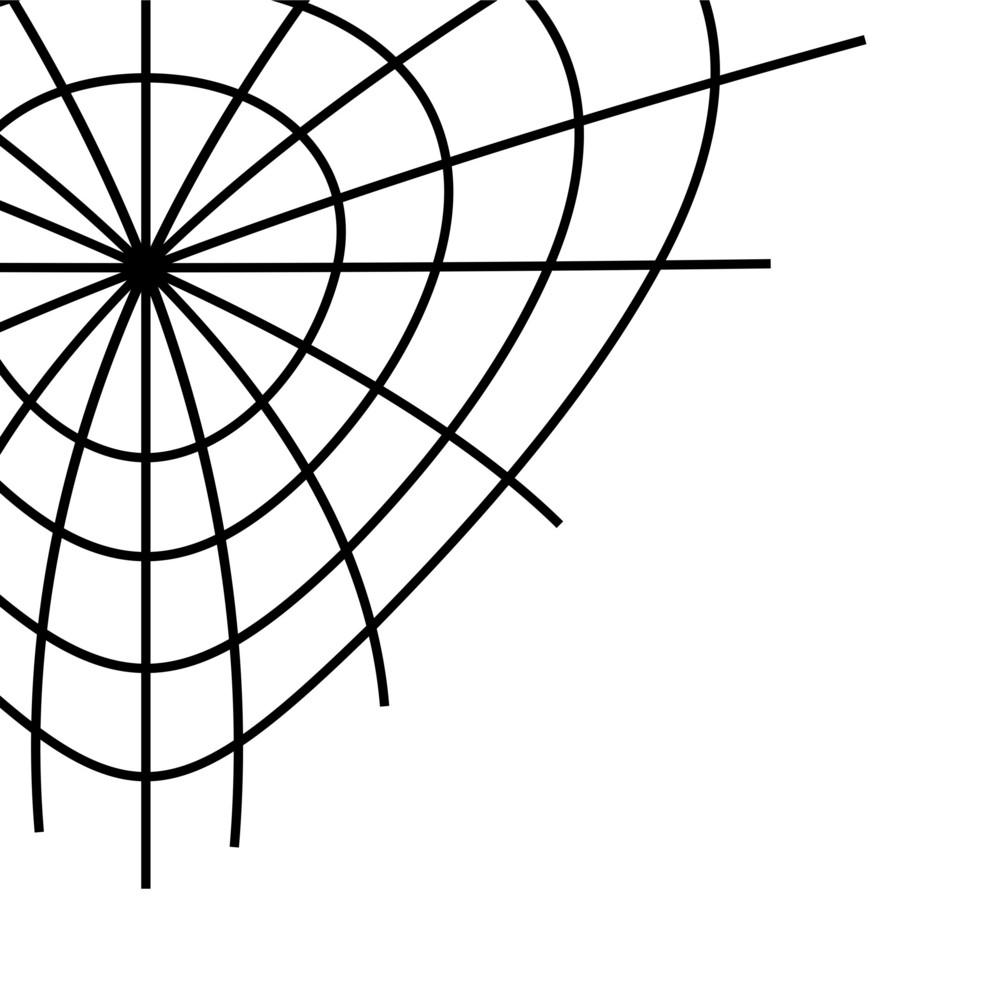 Spider Web Background