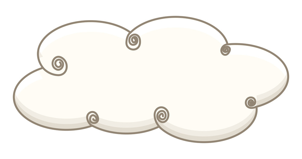 Spiral Cloud Banner