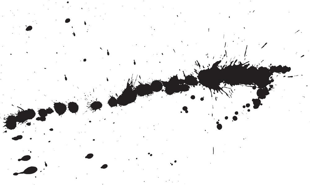 Splashes Vector Element