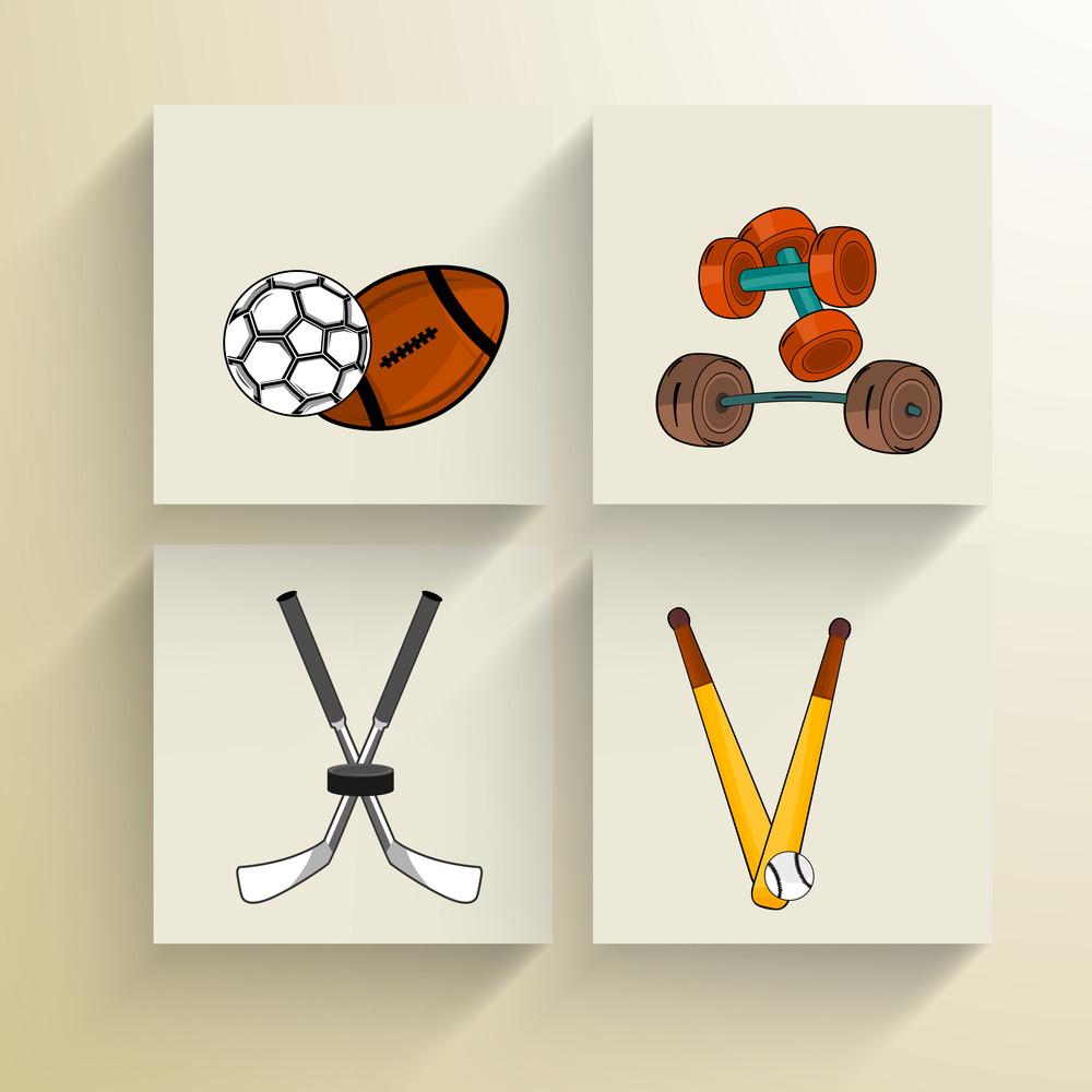 Sports Concept.