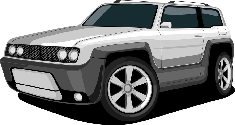 Sports Utility Vehicle.