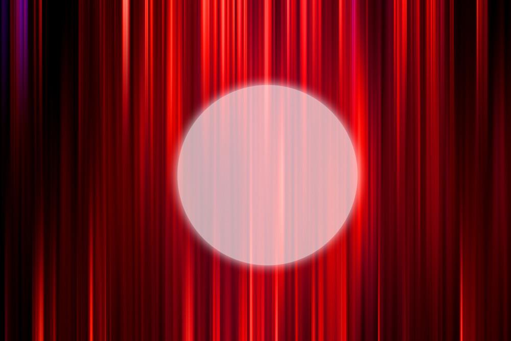 Spot Light On Curtain
