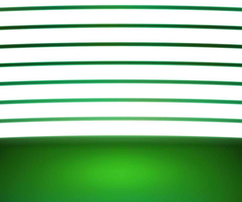 Spotlight Green Room Background