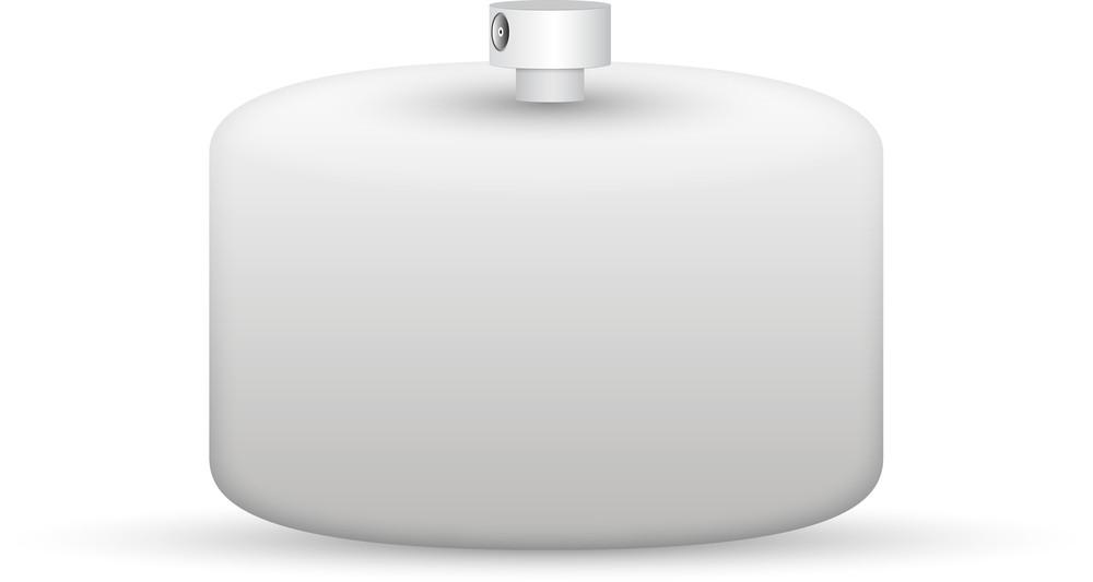 Spray Bottle Vector Design