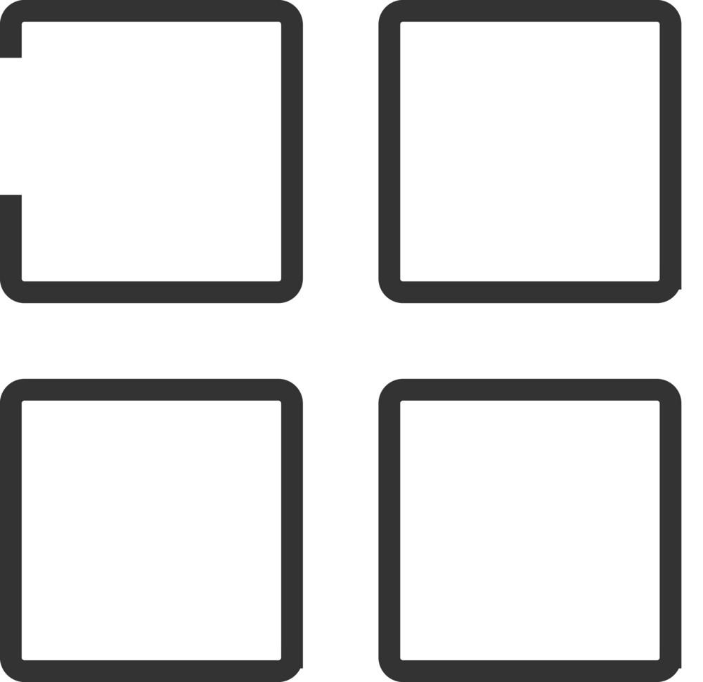 Square Minimal Icon