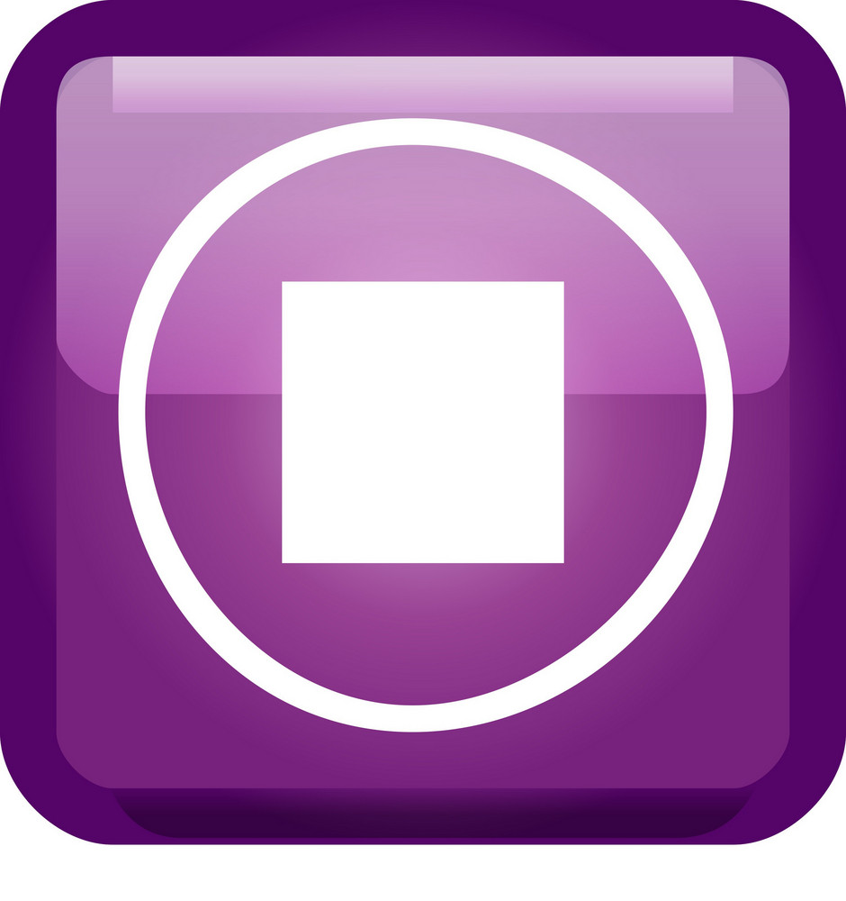 Square Stop Tiny App Icon