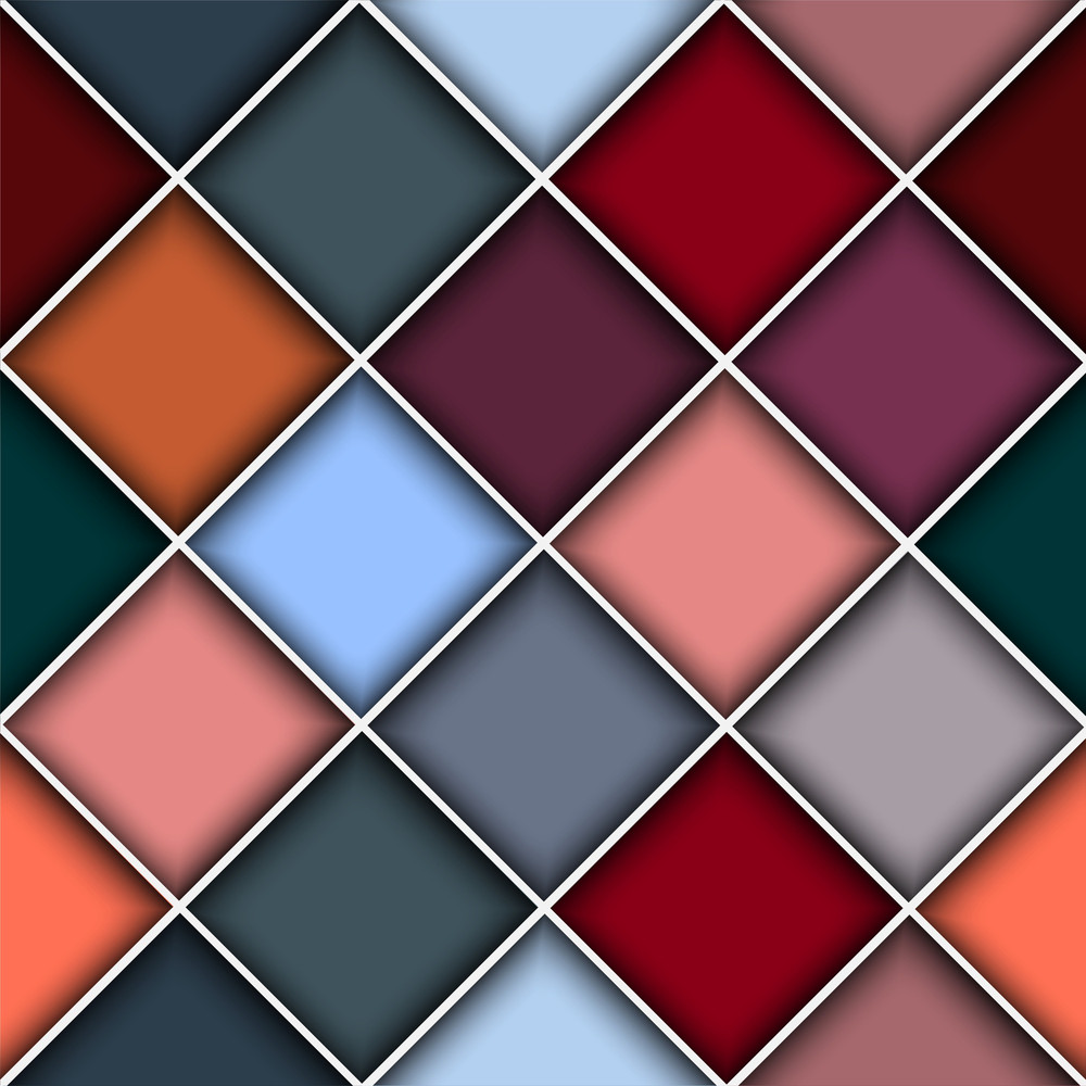 Square Structure Background
