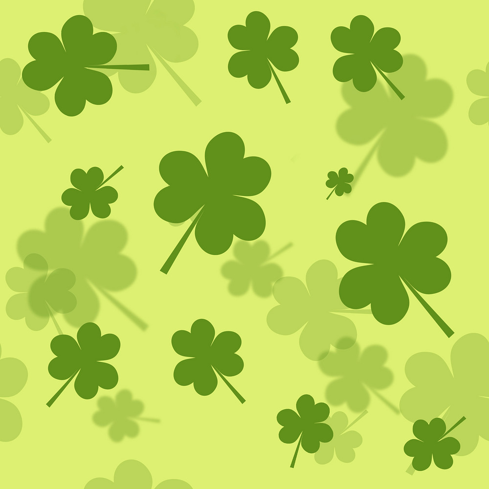 St-patrick-background  Seamless Texture
