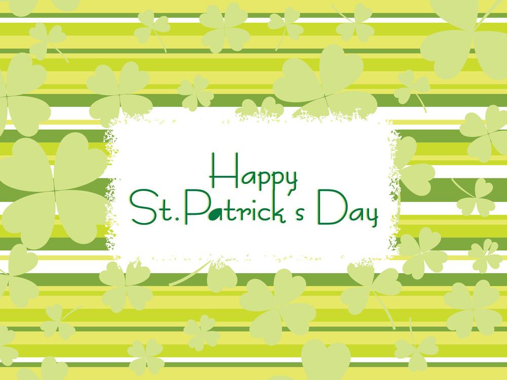 St. Patrick S  Day Greeting