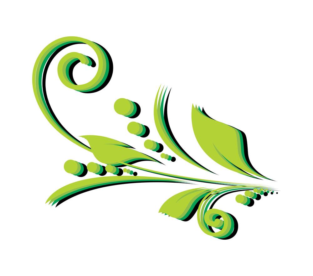St. Patrick's Day Floral Design