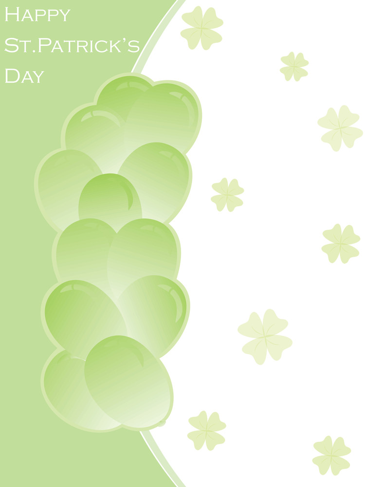 St. Patrick's Day Greeting 17 March