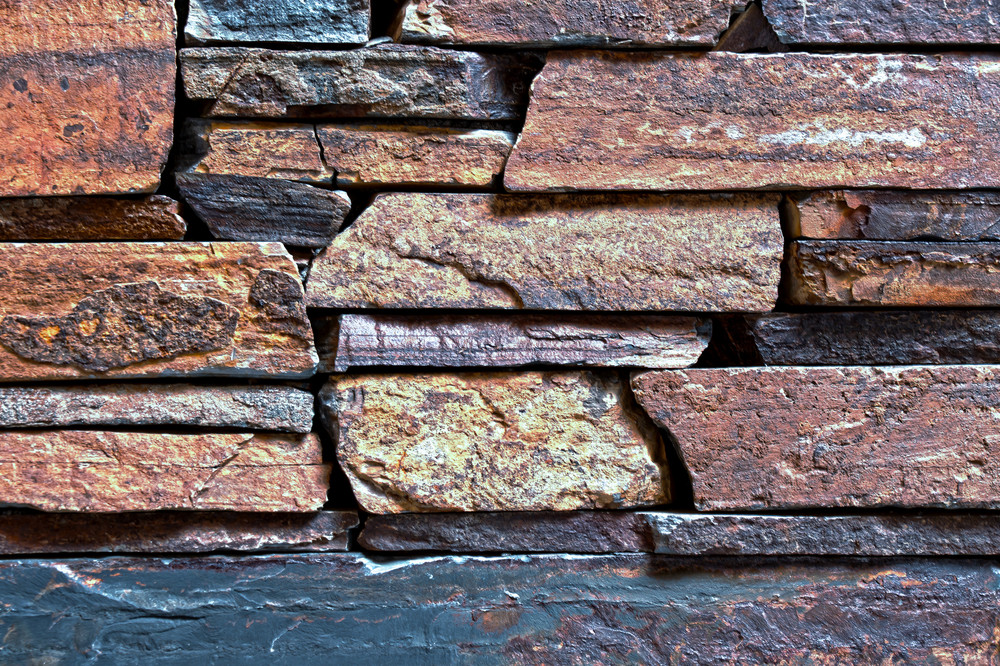 Stacked Sandstone
