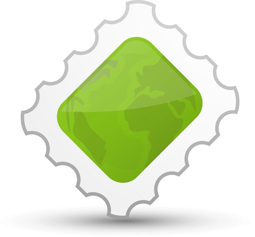 Stamp Lite Communication Icon
