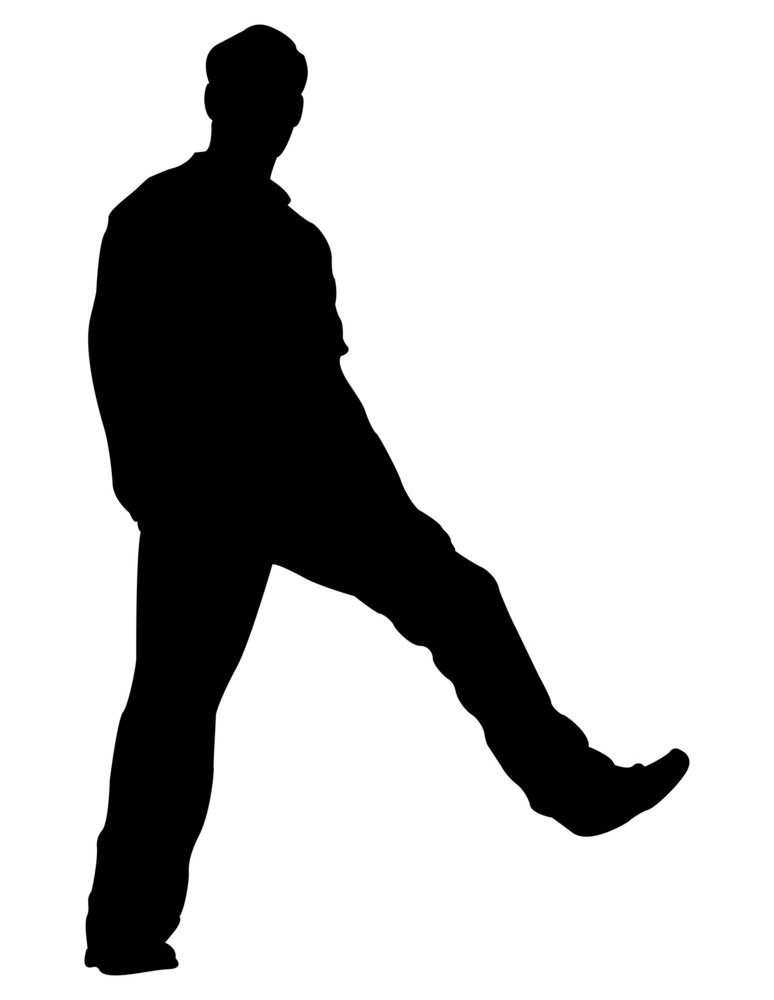 Standing Man Pose