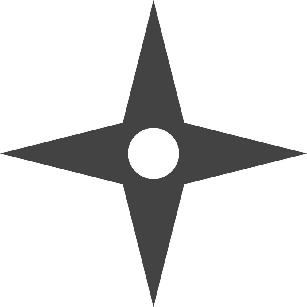 Star 1 Glyph Icon