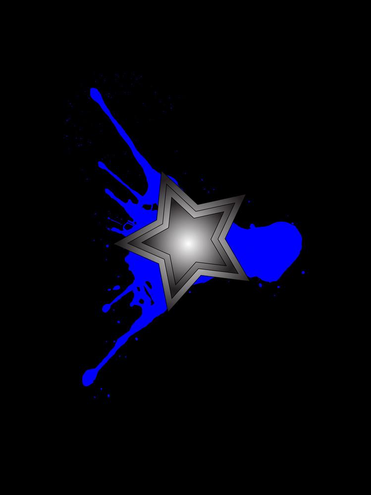Star Splash Background