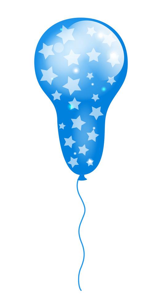 Starred Balloon