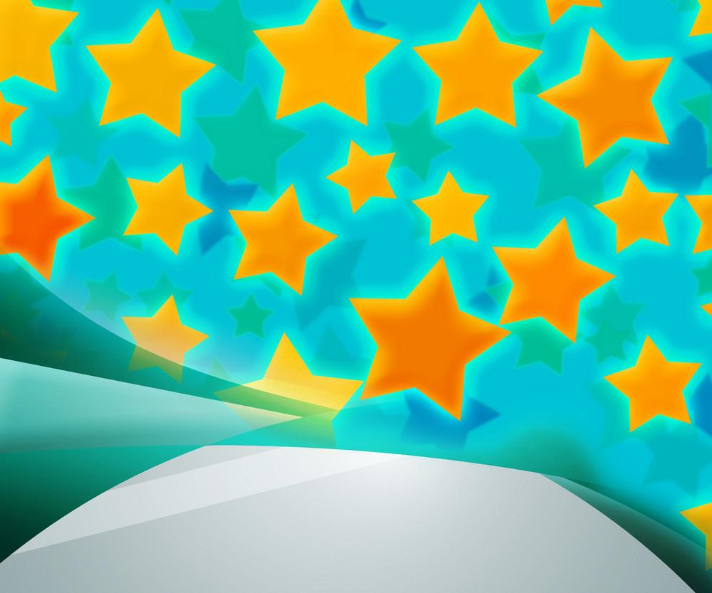 Fundo das Estrelas