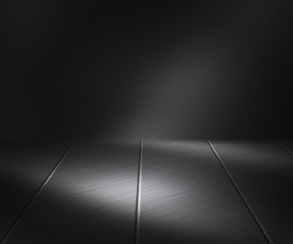 Steel Floor Background
