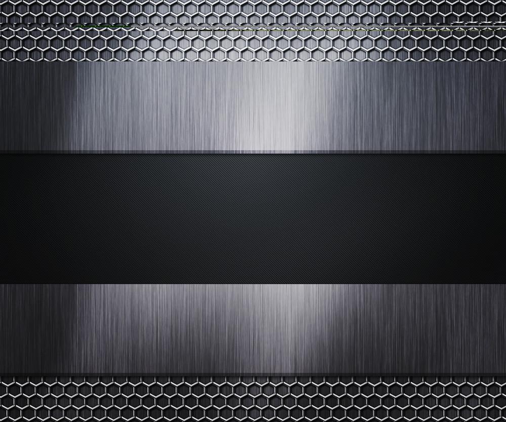 Steel Grid Background Texture