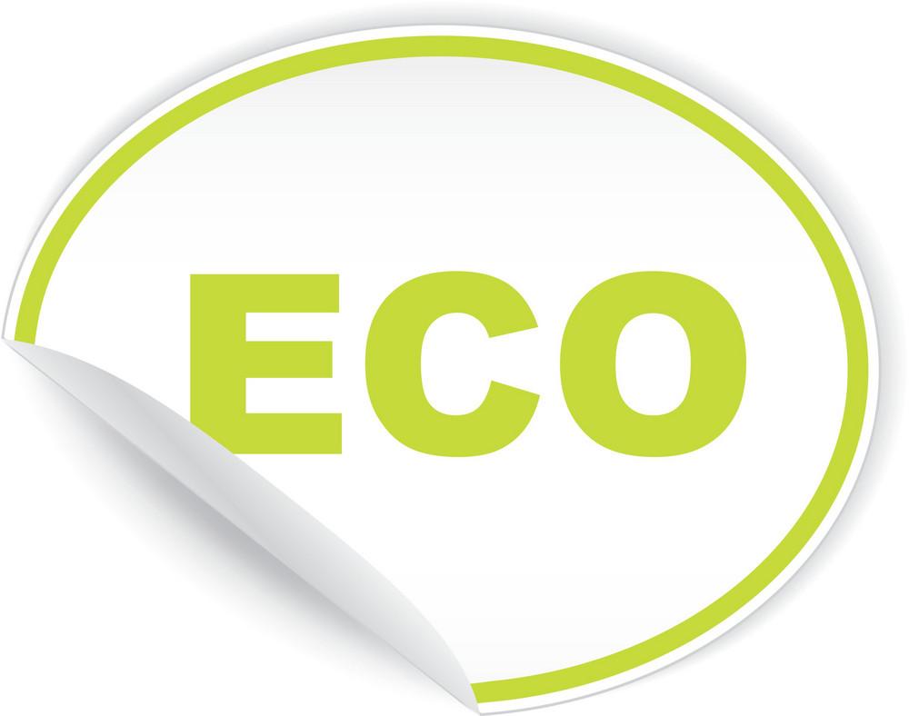 Sticker Vector Element