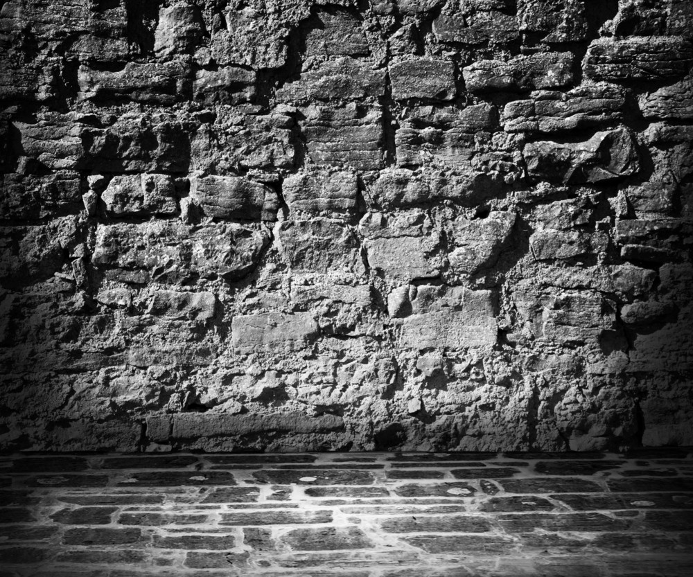 Stone Room Backdrop
