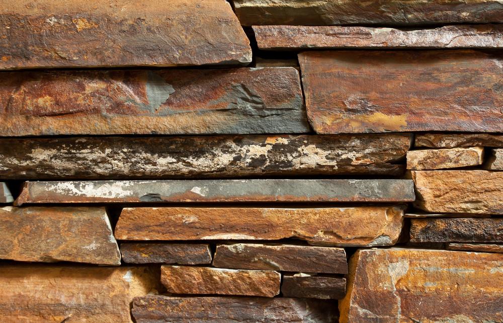 Stone Stacked Sandstone