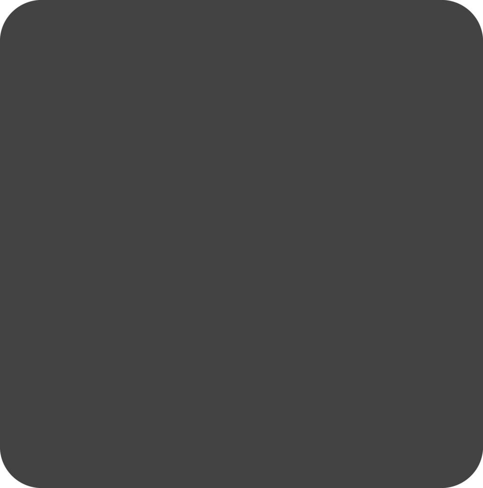 Stop Glyph Icon