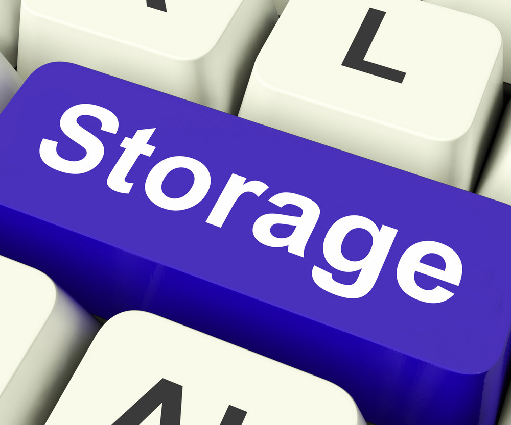 Storage Key Means Storage Unit Or Storeroom