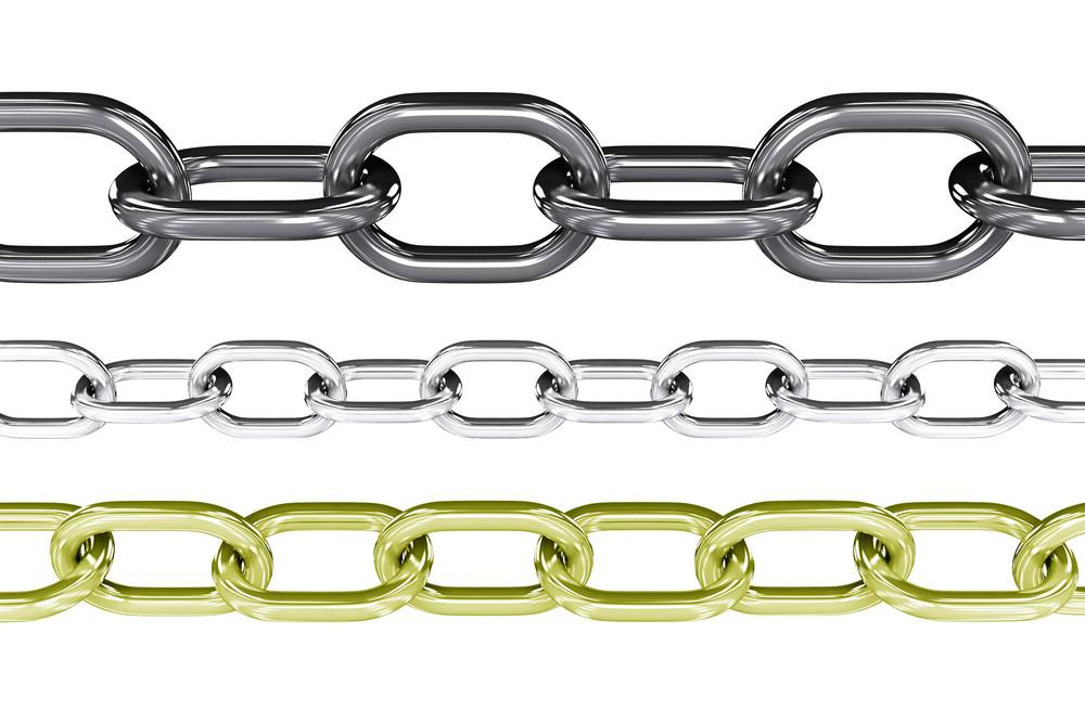 Straight Steel Chains