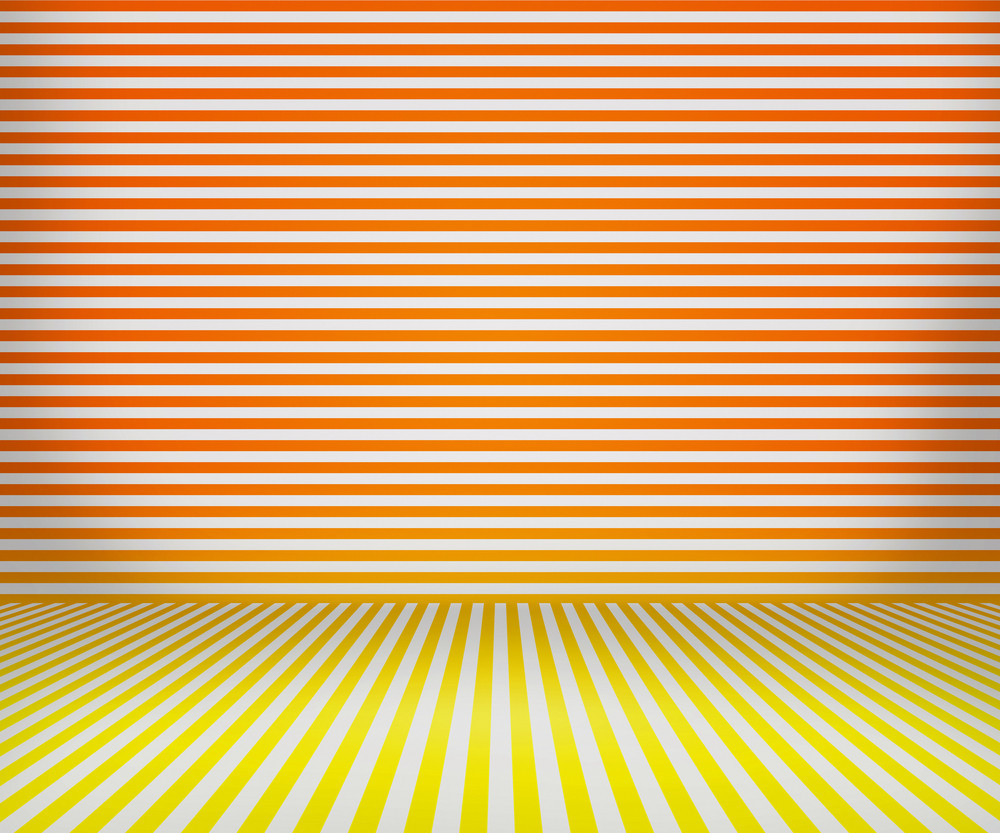 Striped Floor Background
