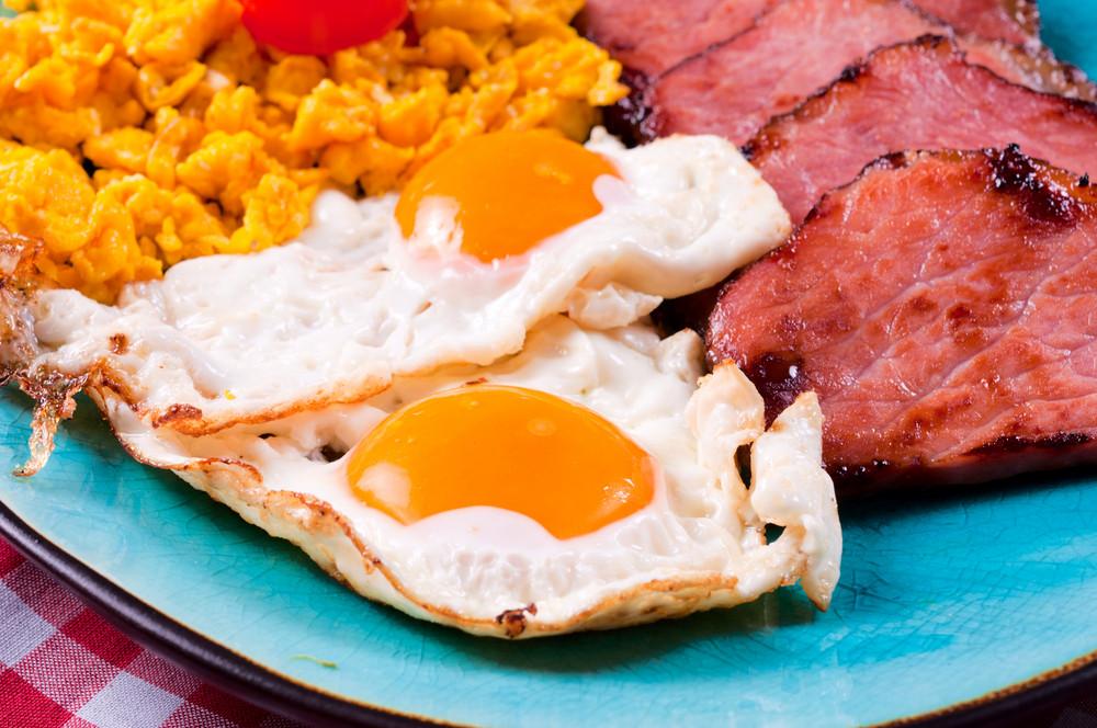 Strong Breakfast