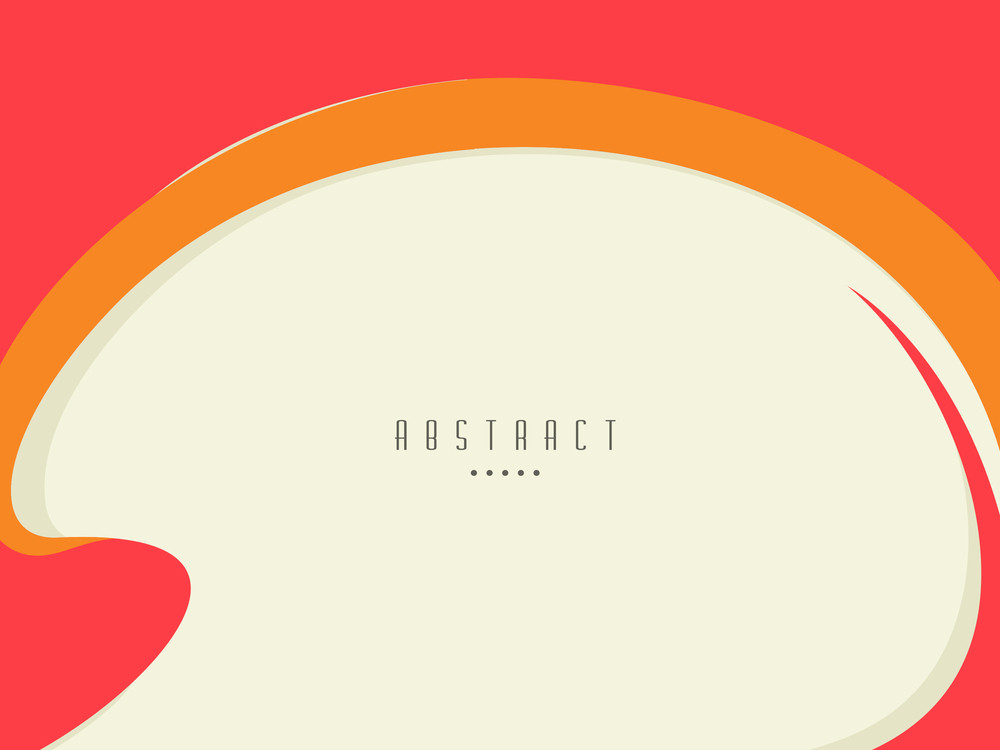 Stylish Abstract Background.