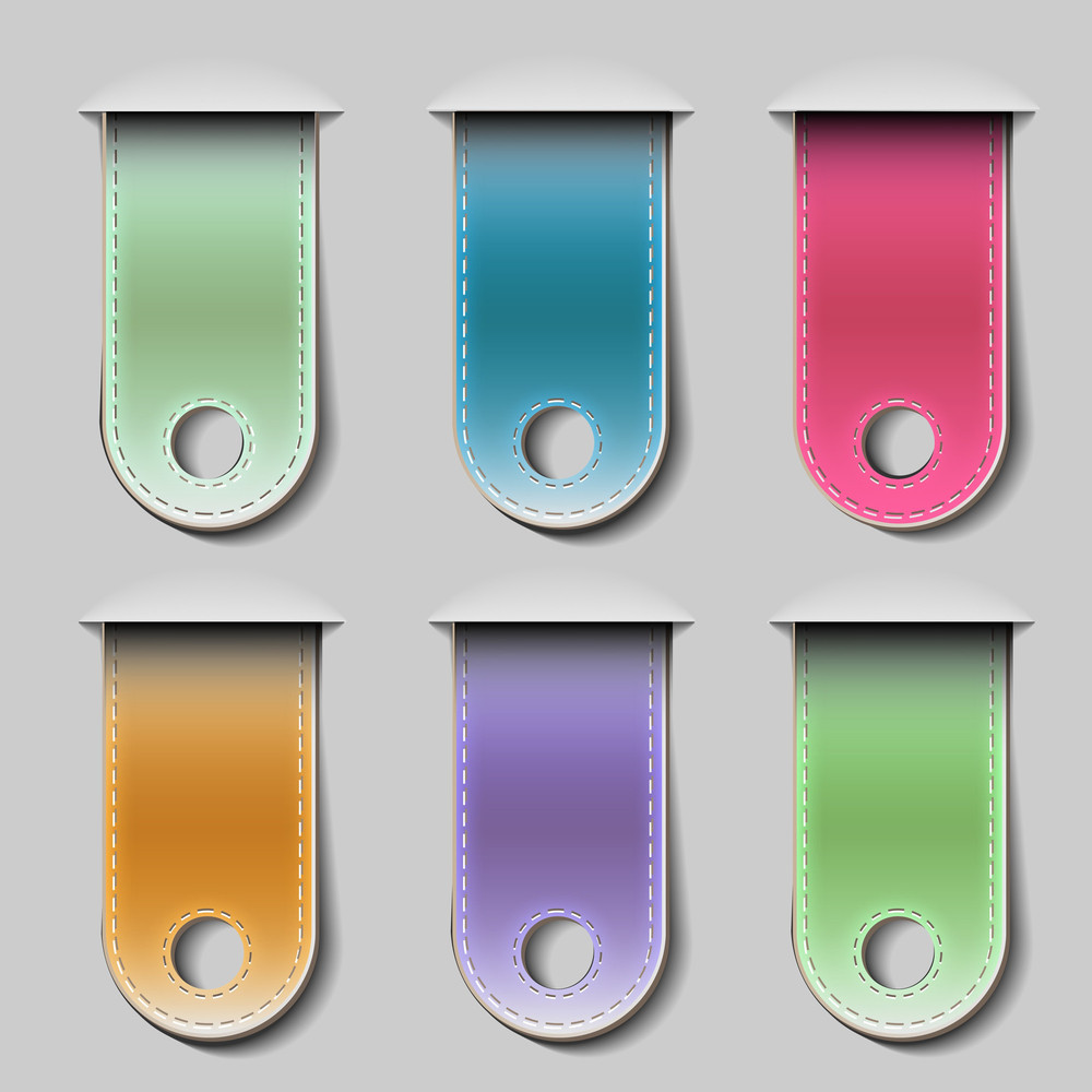 Stylish Bookmarks
