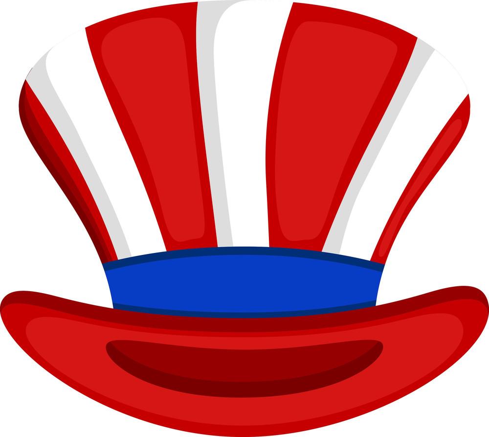 Stylish Uncle Sam Hat