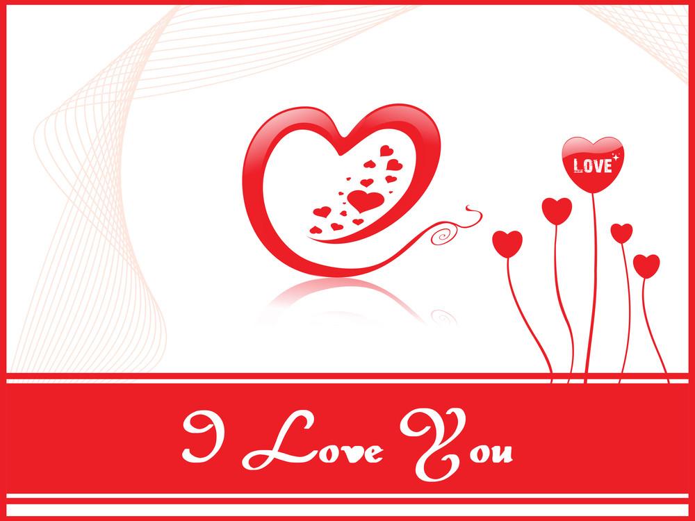 Stylish Valentines Day Banner