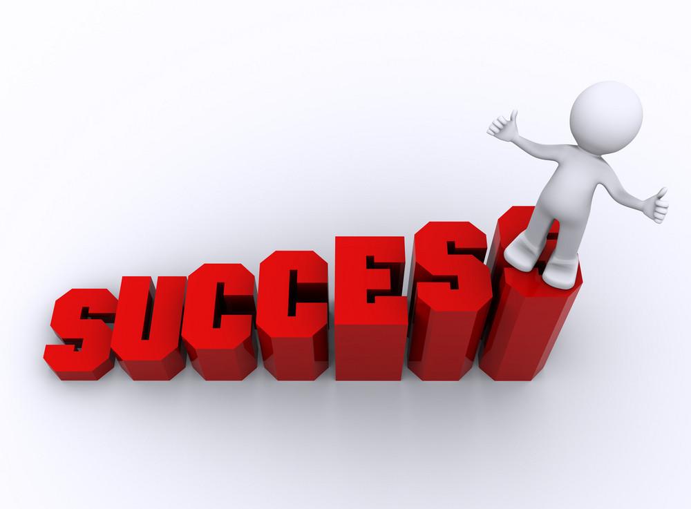 成功的業務。成功的業務。企業成長理念
