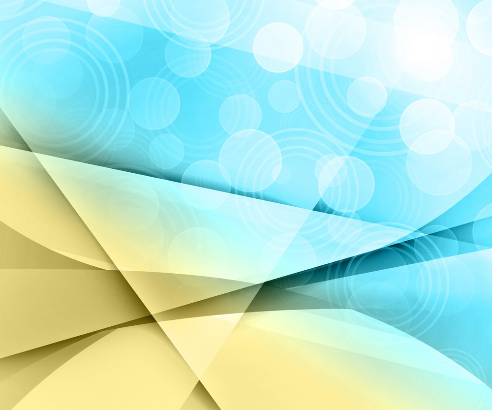 Summer Abstract Background Image