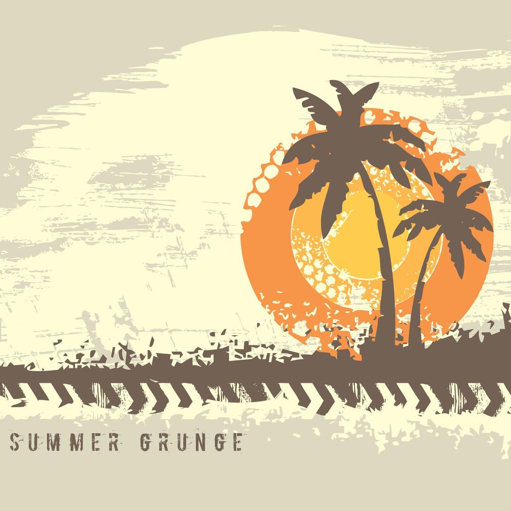 Summer Grunge Design