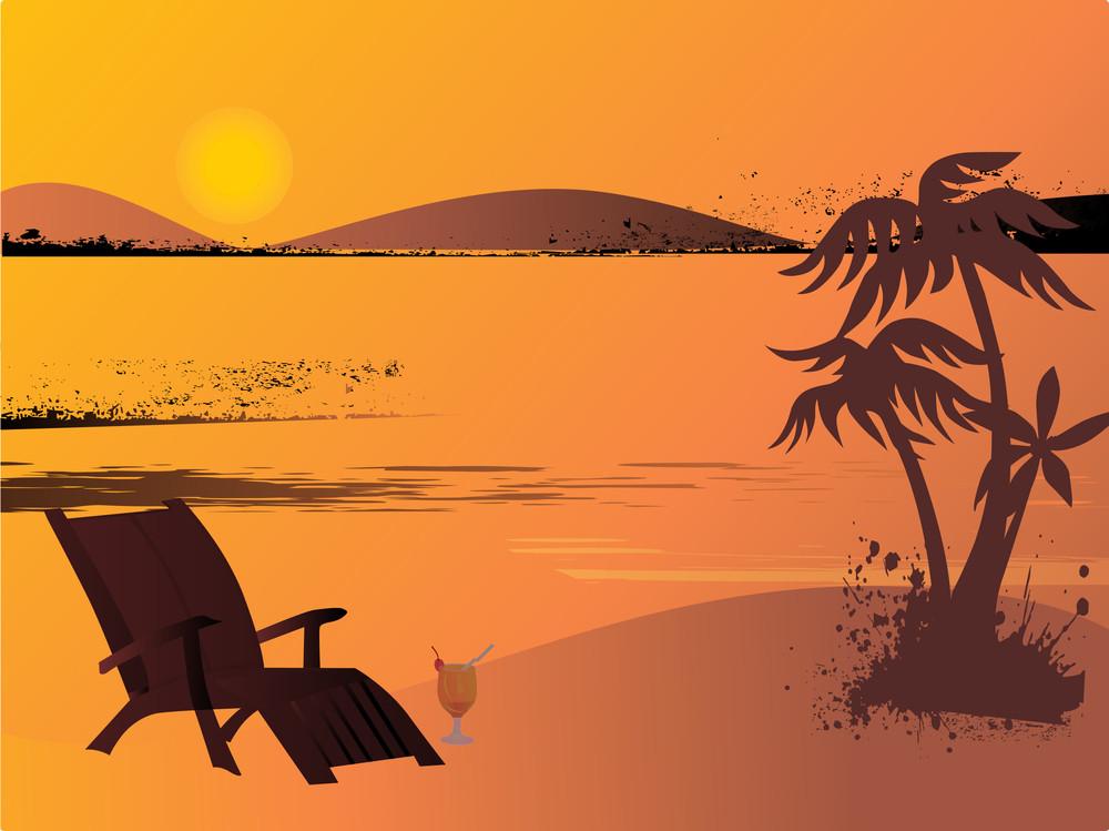 Summer Holiday Vector Design1