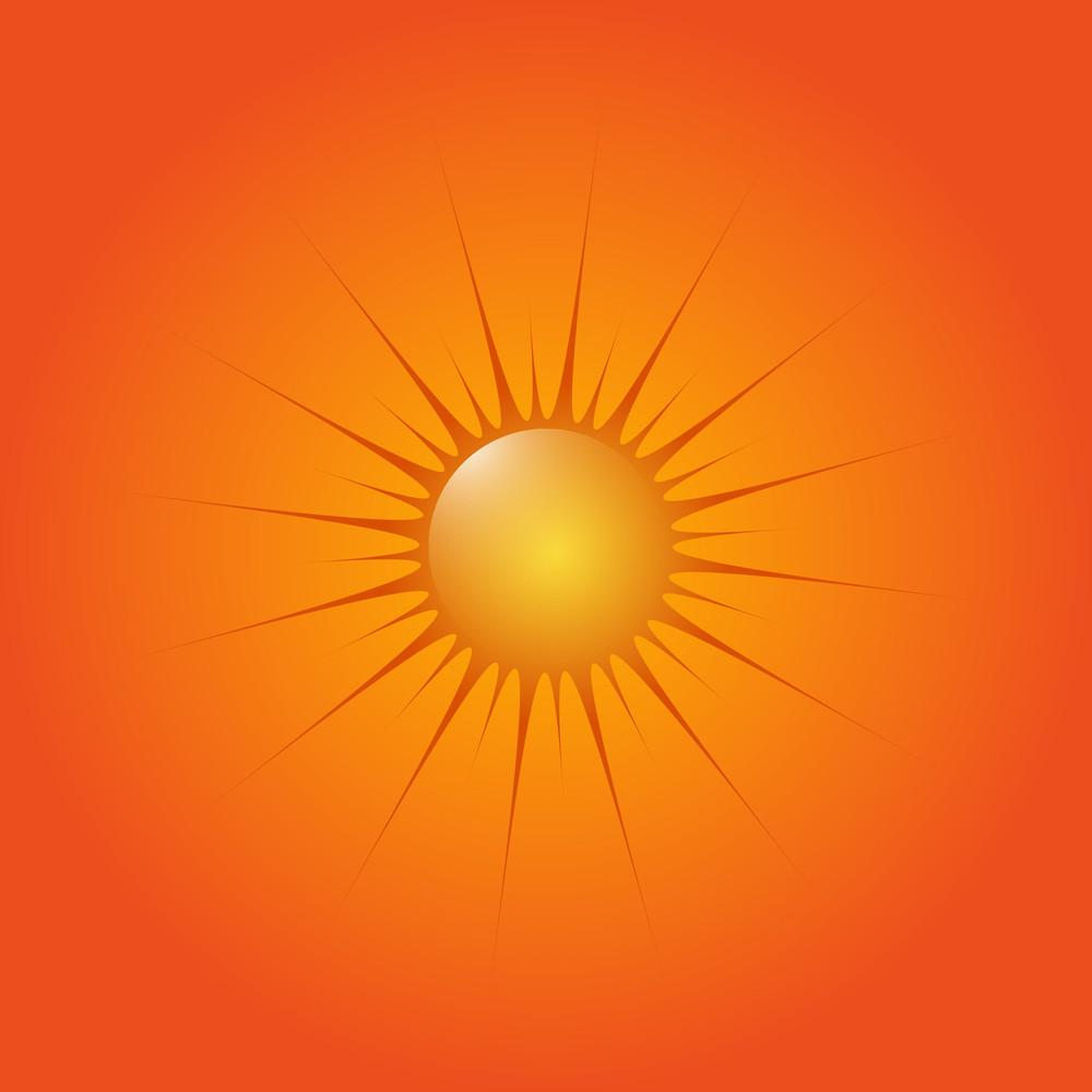 Sun Design Background
