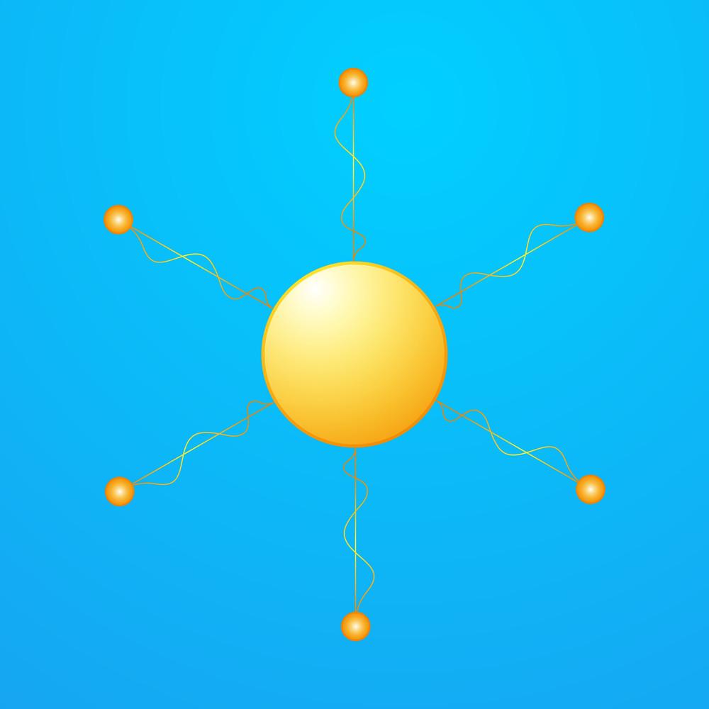 Sun Vector Element