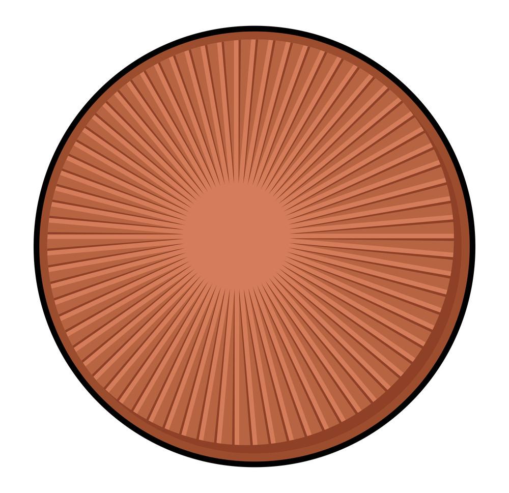 Sunburst Coin